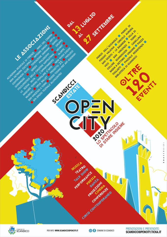 Il manifesto di Open City 2020
