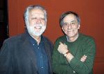 Sergio Staino e Roberto Vecchioni
